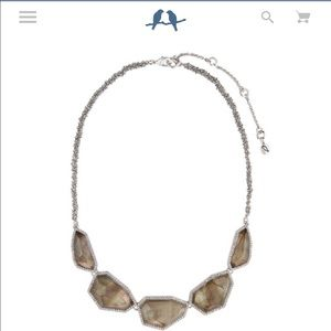 Chloe+Isabel Out of the Woods necklace & earrings